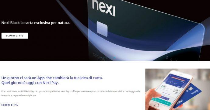 """Carte di credito, un sito pubblica nomi e indirizzi di clienti Nexi. Il gruppo: """"Nessuna informazione finanziaria a rischio"""""""