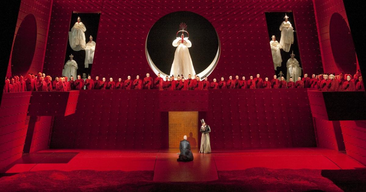 Turandot, un'opera premiata in teatro (e alle urne)