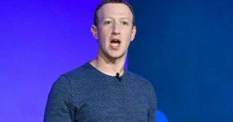 """Facebook, sciopero """"virtuale"""" per 600 dipendenti dopo le parole di Zuckerberg sul caso Floyd"""