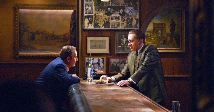 The Irishman, ecco il teaser trailer dell'ultimo film di Martin Scorsese