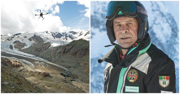 """""""I cambiamenti climatici hanno cancellato i miei ghiacciai"""": lo Stelvio nel ricordo del maestro di sci Zampatti"""