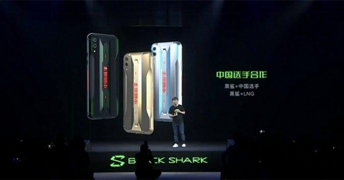 Black Shark 2 Pro è lo smartphone dedicato agli appassionati di giochi