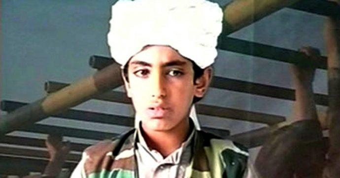 """""""Morto Hamza bin Laden"""", dicono media Usa. Il Principe del Terrore cresciuto in al-Qaeda con taglia da un milione di dollari sulla testa"""