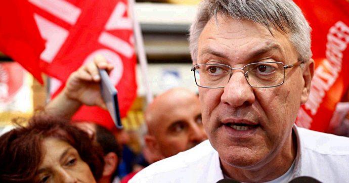 Governo, Landini apre a Conte: 'Ha dimostrato coraggio politico e profilo istituzionale. E riaperto i tavoli con le parti sociali'
