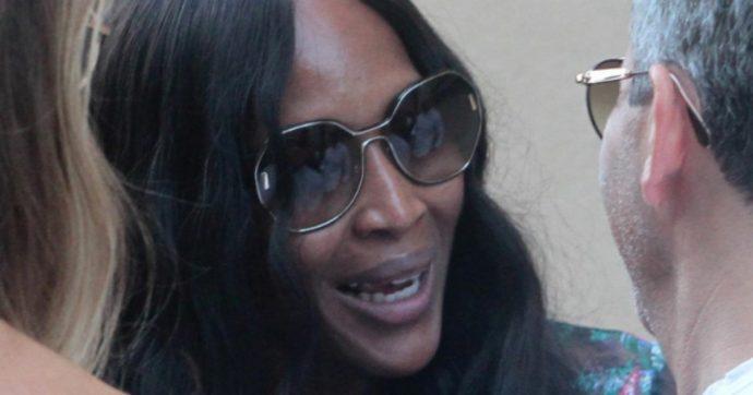 """Naomi Campbell: """"Non mi hanno fatto entrare in un hotel in Francia perché nera. Episodio rivoltante"""""""