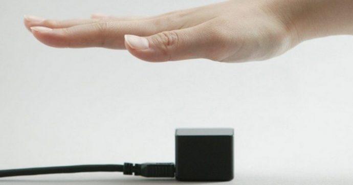 Lo scanner Fujitsu legge il palmo della mano per identificare gli utenti e sbaglia solo una volta su 10 milioni