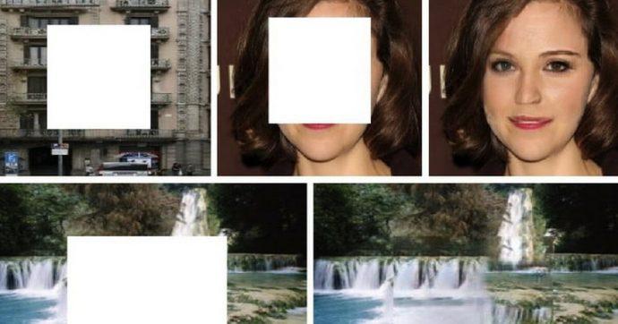 Intelligenza Artificiale riempie talmente bene gli spazi vuoti nelle foto che nemmeno un esperto se ne accorgerebbe