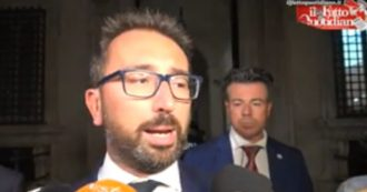 """Riforma della Giustizia, Bonafede: """"Tanti 'no' della Lega. Il vero problema è la prescrizione?"""""""