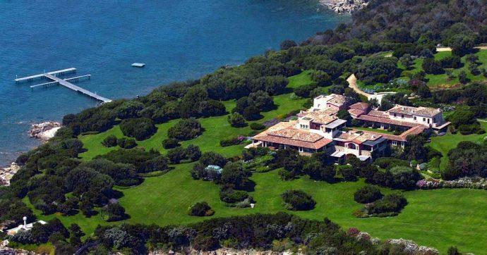 Villa Certosa è tra le più costose al mondo: la residenza in Sardegna di Silvio Berlusconi vale oltre 259 milioni