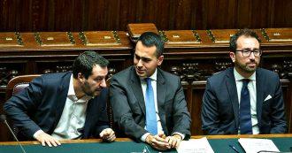 """Giustizia, Salvini: """"Non siamo al governo per fare le cose a metà"""". Ma il M5s: """"Ostruzione per bloccare la riforma della prescrizione?"""""""