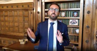 """Giustizia, Bonafede: """"Intercettazioni? Ricordo alla Lega che non governa con Berlusconi"""""""