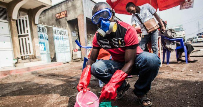 """Ebola, presidenza Congo: """"Riaperta la frontiera con il Ruanda"""". I confini erano stati chiusi dopo il terzo contagio a Goma"""