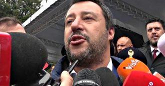 """Salvini, quando il ministro diceva: """"I nostri agenti non sono autisti di nessuno"""". Il video diventa virale dopo il caso del figlio sulla moto d'acqua"""