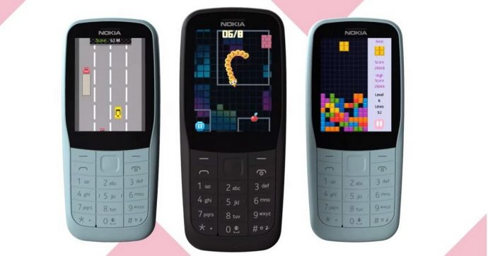 Nokia 220 e Nokia 105, effetto nostalgia e connettività 4G
