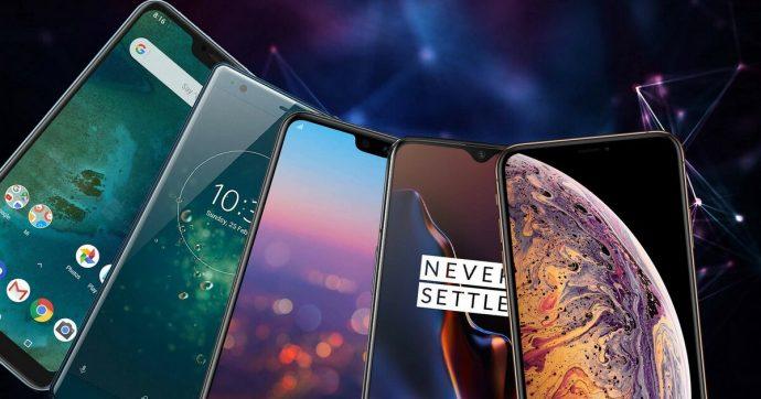 Vendite smartphone in ripresa nel 2020, Android cederà quote di mercato a Harmony OS
