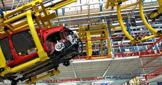 Germania, a dicembre la produzione industriale cala molto più del previsto: -6,8% rispetto all'anno precedente