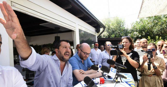 Insulti al videomaker di Repubblica, Salvini sta abusando dell'educazione. E pure di se stesso