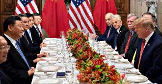 Dazi Cina-Usa, Trump promette nuove tasse su 300 miliardi di dollari di beni Made in China. Giù le Borse: Milano perde il 2,41%