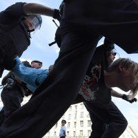 Le proteste del 27 luglio