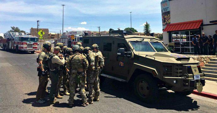"""Texas, 21enne spara dentro un supermercato: 20 morti e 26 feriti, anche dei bambini. Fbi apre fascicolo per """"terrorismo interno"""""""