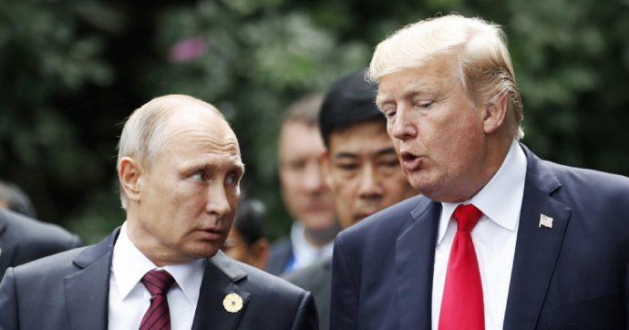 """Impeachment, Putin si schiera dalla parte di Trump: """"Accuse assolutamente inventate, il Senato non voterà contro di lui"""""""