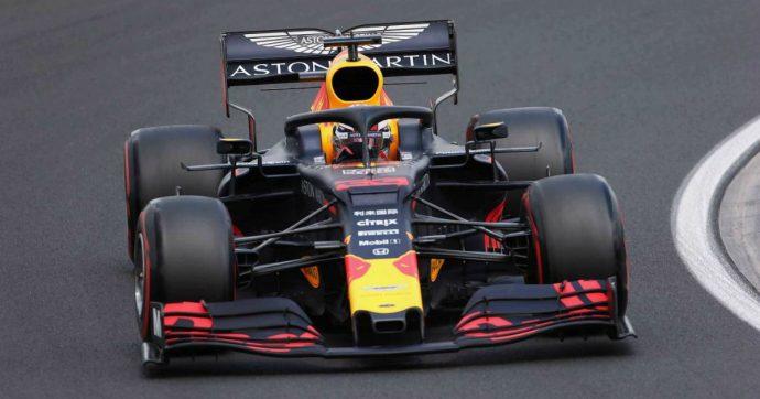 F1, Gp di Ungheria: pole position di Verstappen davanti a Bottas e Hamilton. Poi le due Ferrari