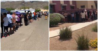 Texas, dopo la strage la solidarietà dei cittadini: in centinaia per donare il sangue ai feriti