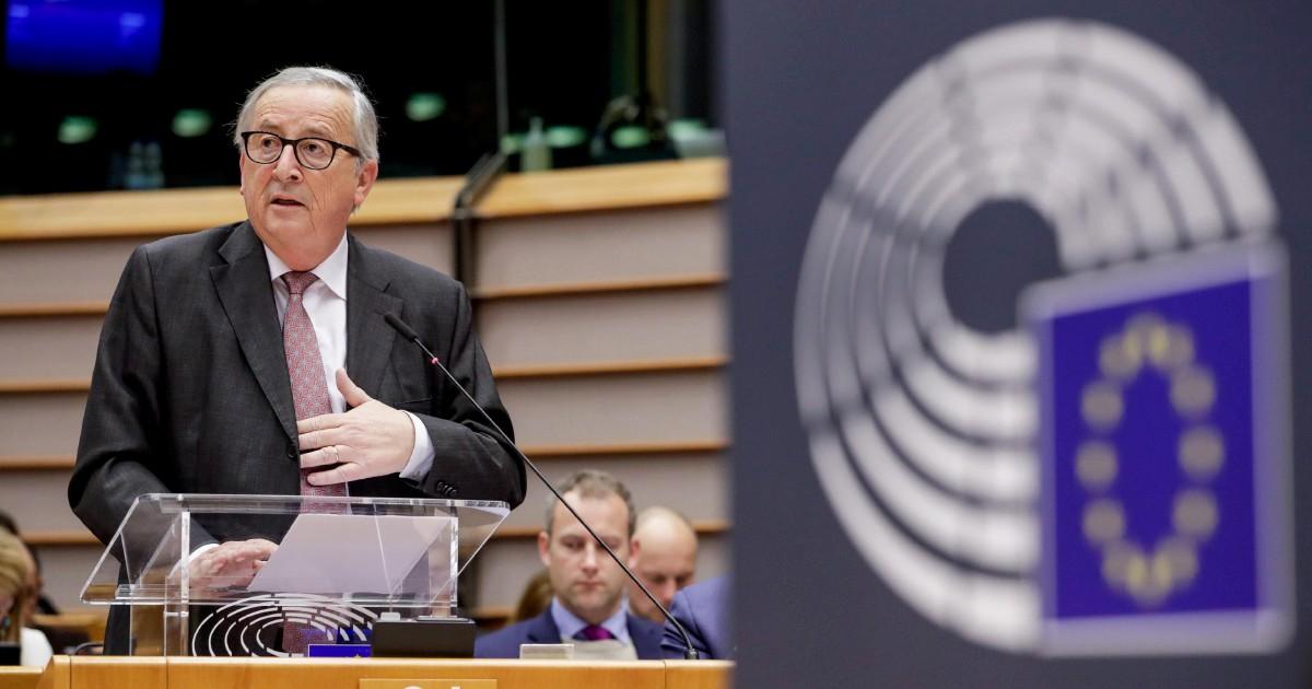 Addii da nababbi: pensioni d'oro per Juncker e i suoi