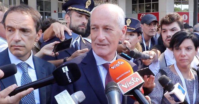 """Il capo della polizia Gabrielli: """"Salvini con maglie delle forze dell'ordine? Io non mi sono sentito offeso"""""""