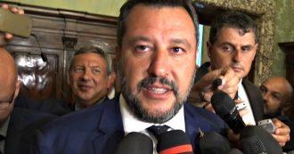 """Viaggio della Lega in Marocco, Salvini non risponde alle domande del Fatto.it: """"Soldi presi da Savoini? Ho comprato gelati per mio figlio"""""""