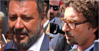 """Tav, Toninelli: """"Mozione non influisce su governo"""". Salvini: """"Per fare ministro non basta essere brave persone. Non è problema personale"""""""