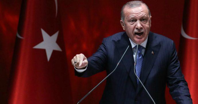 """Siria, Erdogan annuncia una nuova operazione militare contro i curdi: """"Eliminiamo le minacce per la sicurezza nazionale"""""""