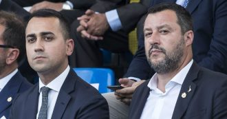 """Salvini attacca reddito cittadinanza e decreto dignità. Di Maio: """"Occupazione mai così alta"""""""