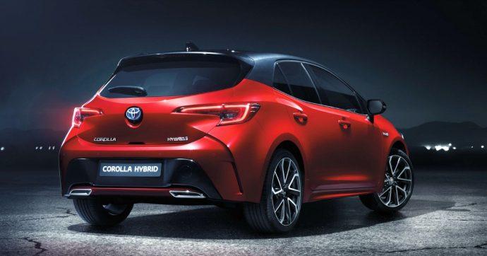 Toyota Corolla, è lei la regina del mercato mondiale nel primo semestre 2019