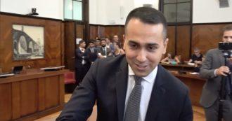"""Pernigotti, Di Maio: """"Accordo raggiunto in tempi record"""". Poi cioccolatini ai giornalisti"""