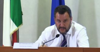 """Governo, la minaccia di Salvini al M5s: """"Voto anticipato? Vedremo, anche prima di settembre"""""""