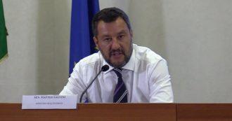 """Manovra, Salvini alle parti sociali: """"Manca manodopera, colpa attribuita al Reddito"""". E attacca M5s su ambiente e giustizia"""