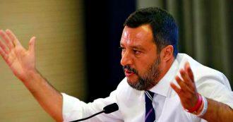 """Salvini: """"Ci chiedono di superare l'abuso d'ufficio e il danno erariale"""". Da Fontana a Rixi: ecco i leghisti indagati"""