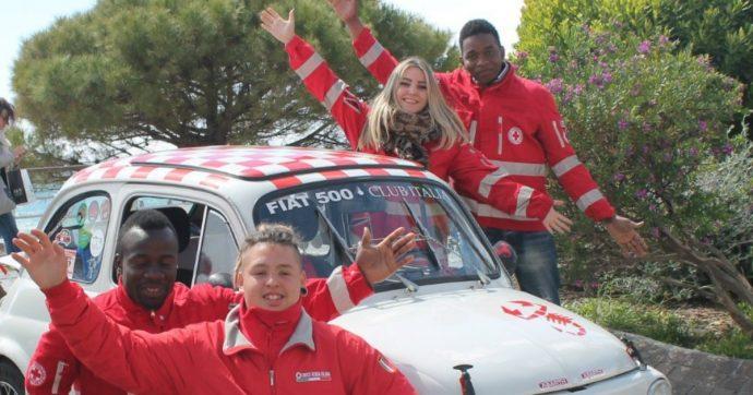 """Savona, volontario di colore della Croce Rossa insultato: """"Tu sporchi la divisa che indossi"""". Lui: """"In Cri per ringraziare chi mi ha salvato"""""""