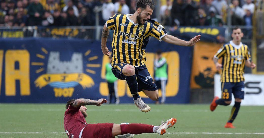 Trapani-Juve Stabia: due squadre, un patron