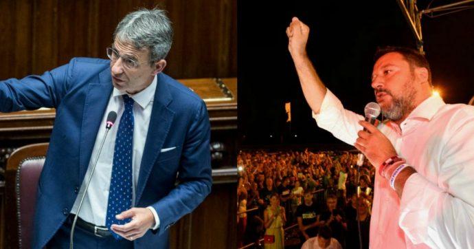 """Caso Salvini acqua-scooter, Costa attacca: """"È un reato e va sanzionato"""". Il leader replica: """"Se ci si mettono gli 'alleati' la pazienza finisce"""""""