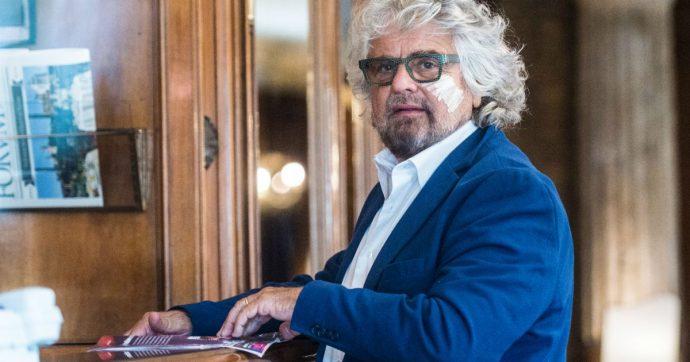 """Beppe Grillo al leader No Tav Perino: """"Non avere i numeri per bloccare l'Alta velocità non significa tradire"""""""