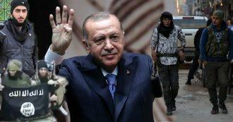 """Turchia, tra le file delle milizie alleate c'è l'ombra di Isis: """"Ecco la lista con 43 nomi, Ankara li usa per i propri scopi"""""""