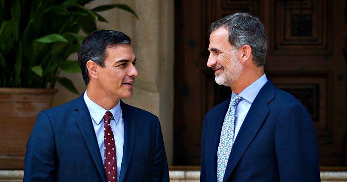 """Spagna, Sanchez a re Felipe: """"La sfiducia tra Psoe e Podemos continua ed è reciproca"""". Senza accordo entro settembre si andrà al voto"""