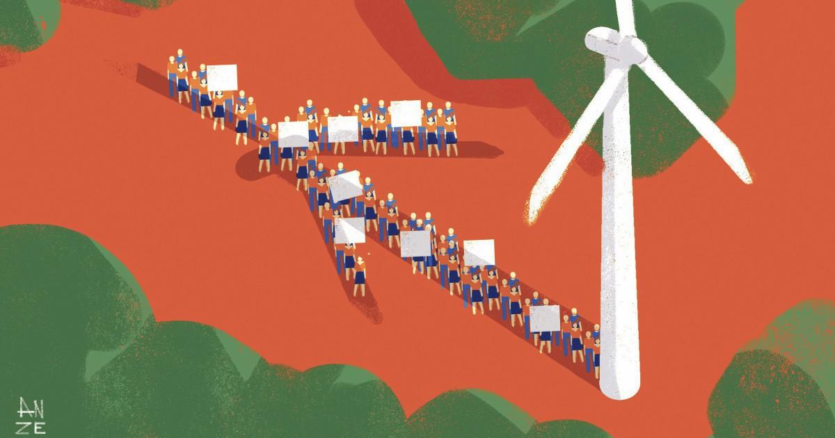 La transizione energetica è un problema di classe