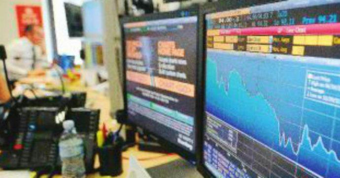 Coronavirus, borse Ue in rosso: Milano -1,27%. Altro crollo di Wall Street, petrolio ai minimi. Spread cala a 267 dopo intervento Bankitalia