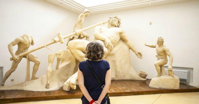 In Italia gli archeologi sono costretti a fare i bigliettai