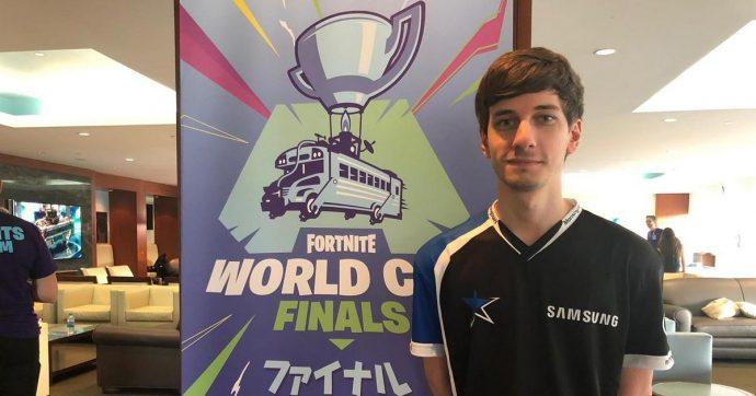 Fortnite World Cup: anche un italiano tra i partecipanti al mondiale che ha incoronato campione in singolo il giovane Bugha