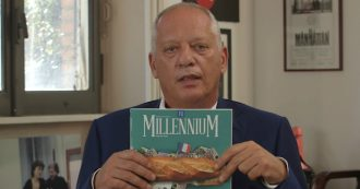 """Fq Millennium, Gomez presenta il numero di agosto: """"Vi raccontiamo tangenti alla francese"""""""