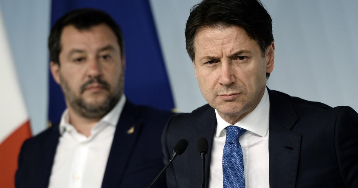 Crisi di governo, l'unico avversario di Salvini rimasto è Conte